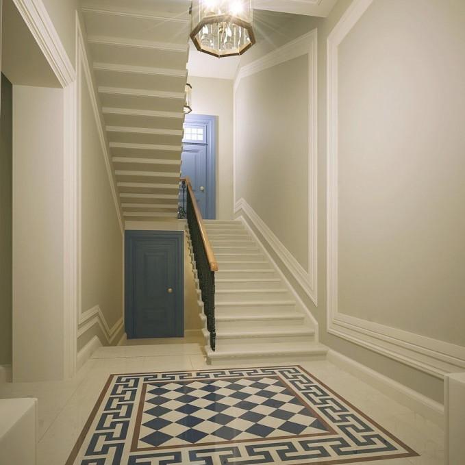 Отделка квартир и коридоров в ЖК Голландия